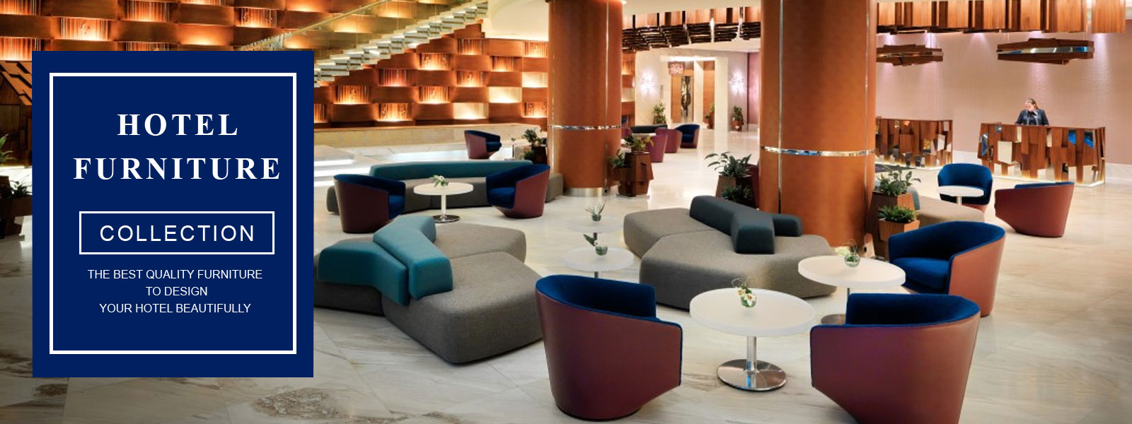 Hotel Furniture Manufacturers in Delhi