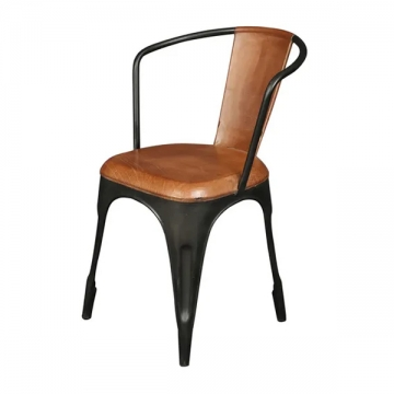 Leather Cafe Chair Manufacturers in Jaipur