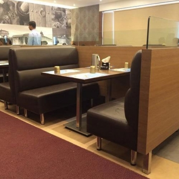 Restaurant Sofa Manufacturers in Kanpur