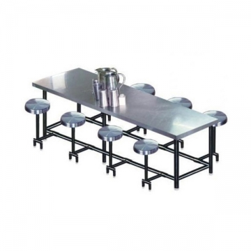 Steel Cafe Table Manufacturers in Kanpur
