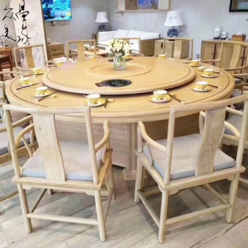 Wood Hotel Table Manufacturers in Karnataka