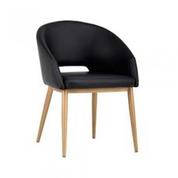 Leather Cafe Chair Manufacturers in Ahmedabad